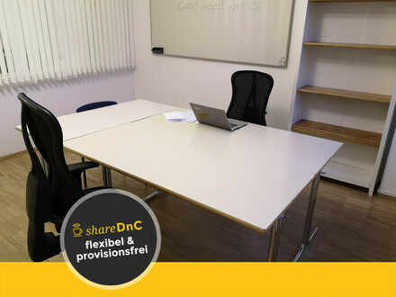 Arbeitsplatz oder Büroraum in kreativem Umfeld - All-in-Miete