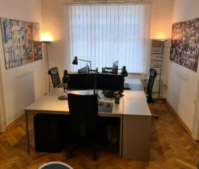 Coworking Büroraum in zentraler Lage Isarvorstadt - All-in-Miete