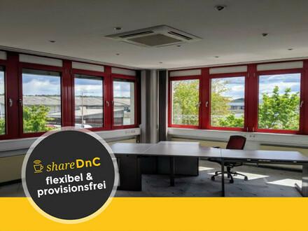 Schöne All-In Büroräume im Industriepark Bayernhafen - All-in-Miete