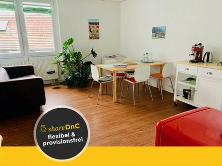 Helles Eckbüro in Freiberufler Bürogemeinschaft in Stuttgart Möhringen - All-in-Miete