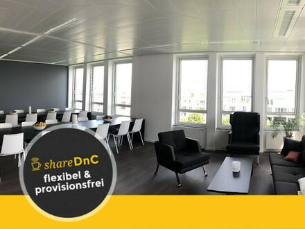 550qm Büro voll möbliert und modern ausgestattet zur Untermiete - All-in-Miete