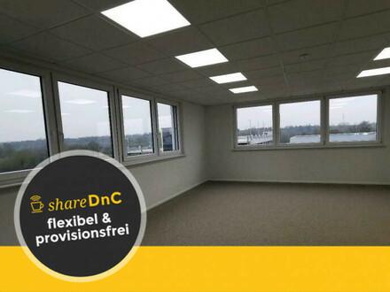 Neu gebaute Büros mit verschiedenen Größen - All-in-Miete