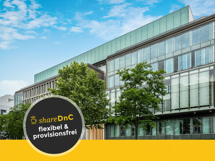 Professionelle Serviced Offices & Coworking in repräsentativem Umfeld - All-in-Miete