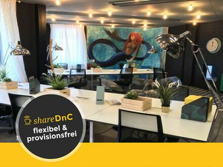 Co-Working Space im Zentrum von Dortmund - All-in-Miete