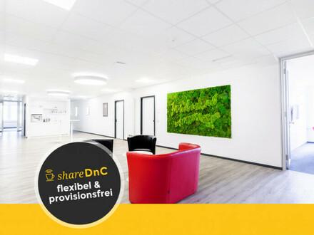 Großes Büro in sehr guter Lage in Bad Cannstatt - All-in-Miete