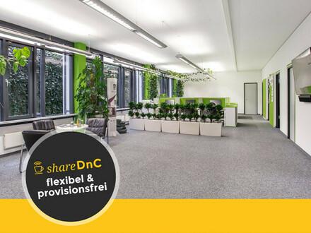 Co-Working Design-Büroarbeitsplätze in grüner Umgebung - All-in-Miete