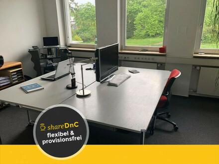 Abgeschlossener Büroraum in Bürogemeinschaft - All-in-Miete