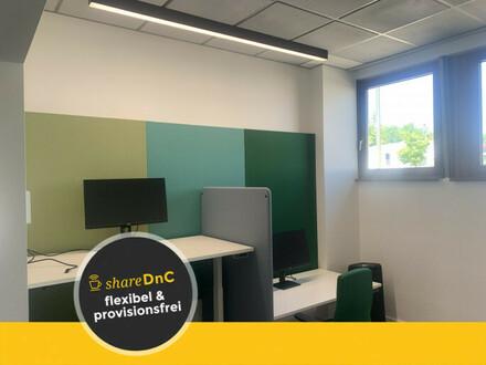 Arbeitsplätze mit moderner und ergonomischer Büroausstattung - All-in-Miete