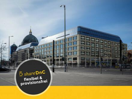 Einmalige Chance: Büro-Loft über den Dächern Berlins - All-in-Miete