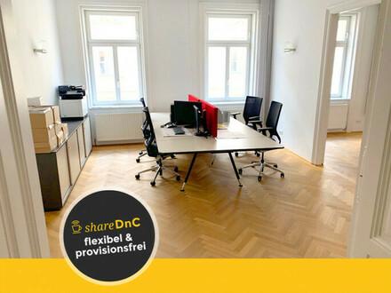 Schöne Arbeitsplätze und Büroräume in einer netten Bürogemeinschaft - All-in-Miete