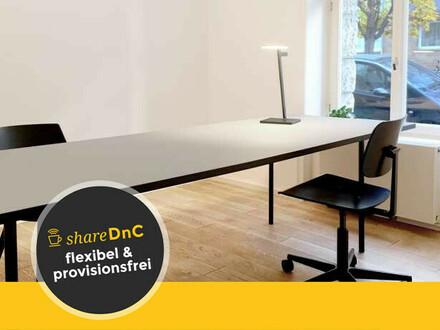 Freie Arbeitsplätze in Gemeinschafts Kreativbüro in Stuttgart Süd - All-in-Miete