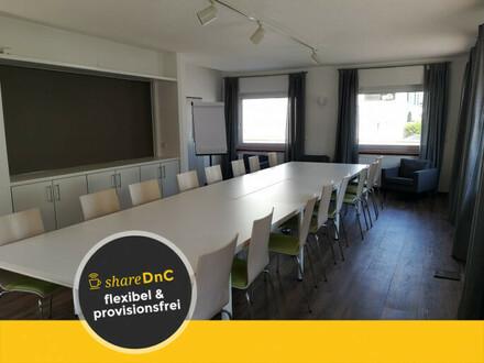 Flexibler Coworking space und einzelne Büros in Ingelheim - All-in-Miete