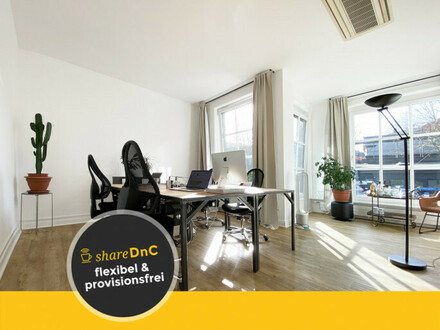 Workspace im charmant familiären Kreativ Haus in Ottensen - All-in-Miete