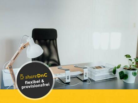 Moderne und stylische Bürofläche mit 4 freien Arbeitsplätzen - All-in-Miete