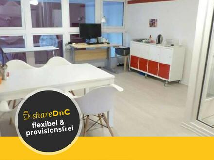 Coworking Plätze in Bürogemeinschaft in zentraler Lage - All-in-Miete