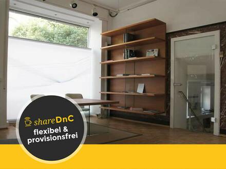 Arbeitsplatz oder eigener Raum in Bürogemeinschaft - All-in-Miete