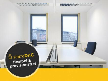 Freundlich und offen gestaltete Büros auf dem Kurfürstendamm - All-in-Miete