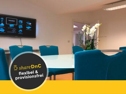 Schöne Arbeitsplätze oder Büroraum zur flexiblen Anmietung - All-in-Miete