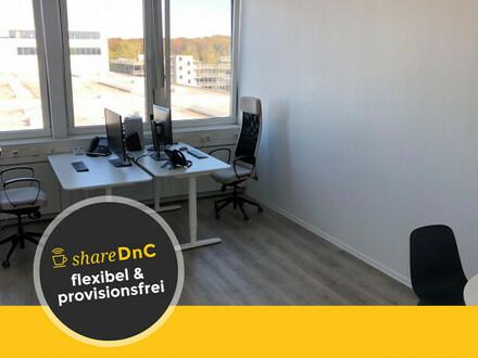 Moderne Büroräume mit neuen Möbeln - All-in-Miete
