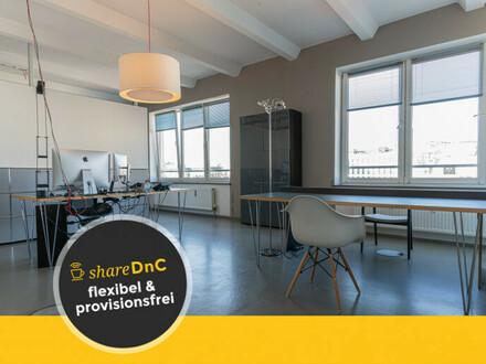 28 qm in schönem Loftbüro München-Obersendling - All-in-Miete
