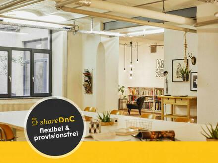 Kreatives Teambüro (15 Personen) am Isartor - All-in-Miete