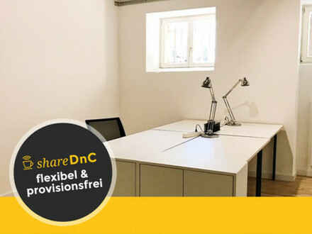 Teamroom for 8 desks shared office near Senefelderplatz - All-in-Miete