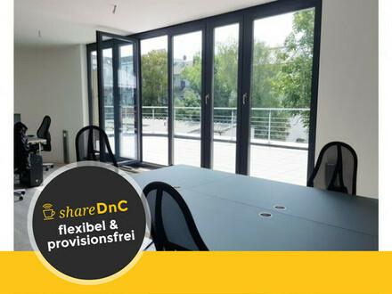 Büroraum / Arbeitsplätze + große Dachterrasse in Ottensen - All-in-Miete