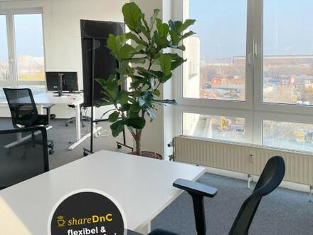 Modernes Büro mit Dachterrasse in Reinickendorf - All-in-Miete