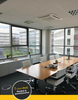 Schönes Office Möbliert zur Untermiete - All-in-Miete
