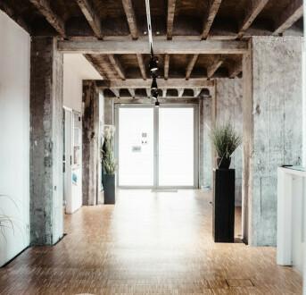 Moderne Büroräume im Loft in top Lage - All-in-Miete