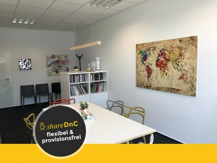 Heller und geräumiger Büroraum - All-in-Miete