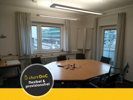 Coworking Spaces 150 Euro netto pP in Bürogemeinschaft beim Hbf - All-in-Miete