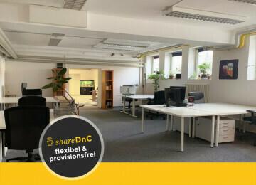 Idealer Büroraum für Startups - All-in-Miete