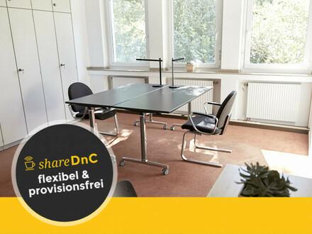 15 Büros zwischen 10 und 40 qm in Sülz in der Nähe des Beethovenparks - All-in-Miete