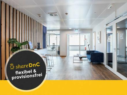 Helle Büroräume und Meetingraum in Obersendling - All-in-Miete