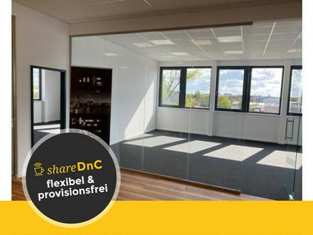 Moderne Büroräume bis max 10 Mitarbeiter in Köln Ossendorf - All-in-Miete
