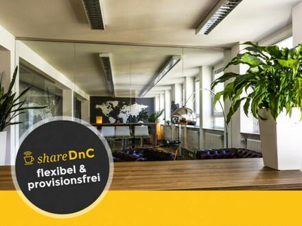 Attraktive und moderne Bürofläche in Stuttgart-West - provisionsfrei - All-in-Miete
