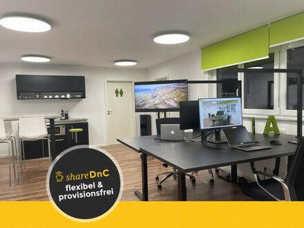 COW WORK and HEALTH AREA Büro und Fitnessraum - All-in-Miete