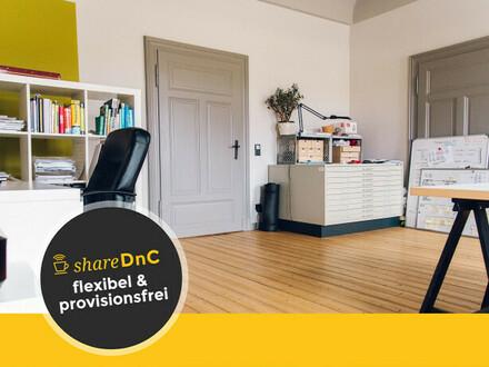 Tolle Arbeitsplätze in einem schönen Büroraum in Leipzig - All-in-Miete