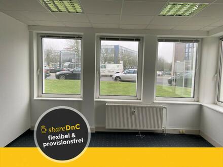 Großzügige Büroräume in idealer Lage zum Flughafen Düsseldorf - All-in-Miete