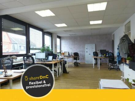 Modernes Büro im Zentrum von Rodenkirchen - All-in-Miete