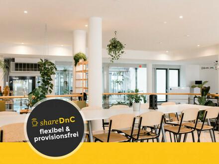 Arbeitsplätze & Büros in modernem Coworking Space in schöner Passage - All-in-Miete