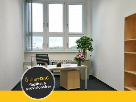 Schöne Büros mit Empfang und Teeküche - All-in-Miete
