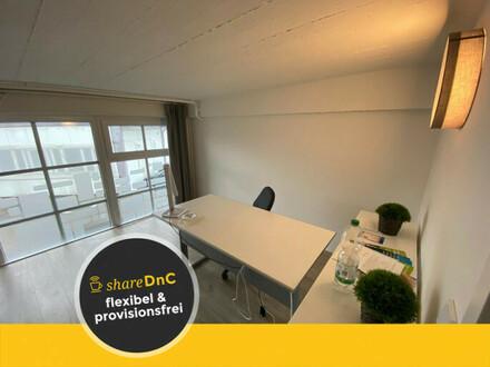 Büroräume in einem Kreativ-Büro in toller Lage - All-in-Miete