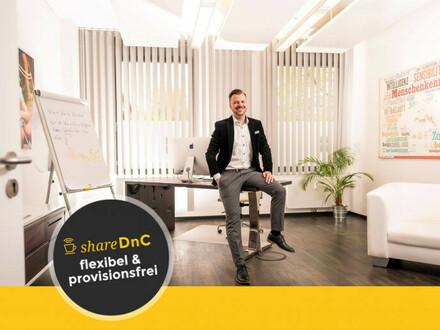 Modernes, erstbezogenes Büro mit Dusche, Premium-Fitness, Foodtrucks - All-in-Miete