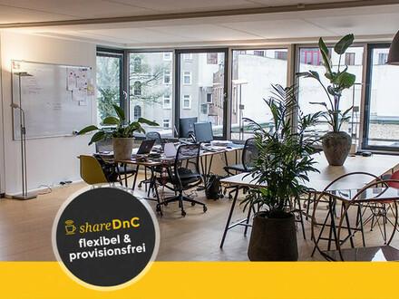 Schreibtischplätze in Coworking Büro - All-in-Miete