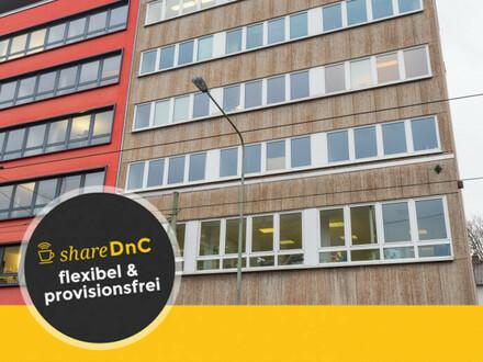 Flexibel gestaltbare Büroräume in Hauptbahnhofs-Nähe - All-in-Miete