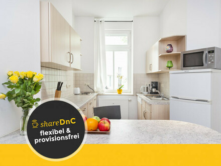 Helles Studio Apartment zur gewerblichen Nutzung - All-in-Miete