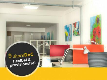 Freie Arbeitsplätze in innovativem Coworkingspace - All-in-Miete