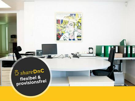 Freie Arbeitsplätze in moderner und stylischer Bürogemeinschaft - All-in-Miete